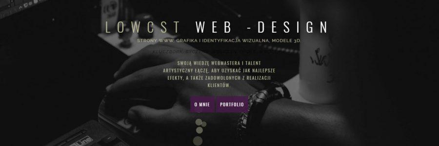 Lowcst web -design