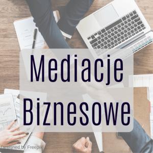 Mediacje biznesowe